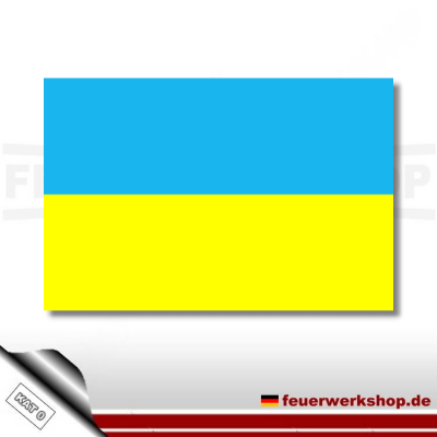 Nationalflagge Ukraine