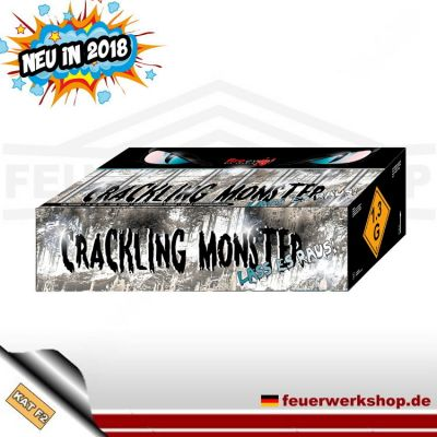 Verbundbox *Crackling Monster* von FireEvent