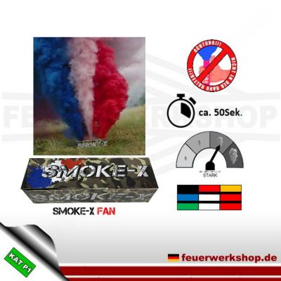Fansmoke Holland - SMOKE-X-SERIE