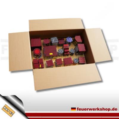 Komplettfeuerwerk EasyBox Premium