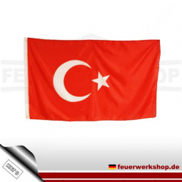 Nationalflagge Türkei