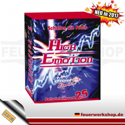 *Flying Fish* - High Emotion Batteriefeuerwerk von Nico