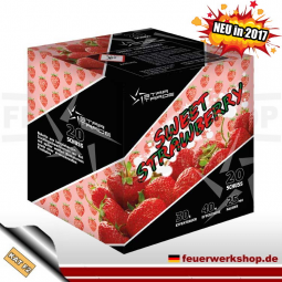 Startrade Feuerwerkbatterie *Sweet Strawberry*