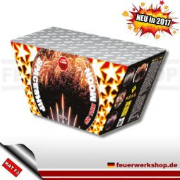 *Space Ship on the Moon* F3 Batteriefeuerwerk von Tropic