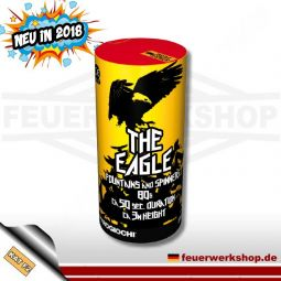 Pyrogiochi Fontänenfeuerwerk *The Eagle*