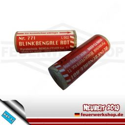 Blinkbengale in rot von Zink(5er pack)